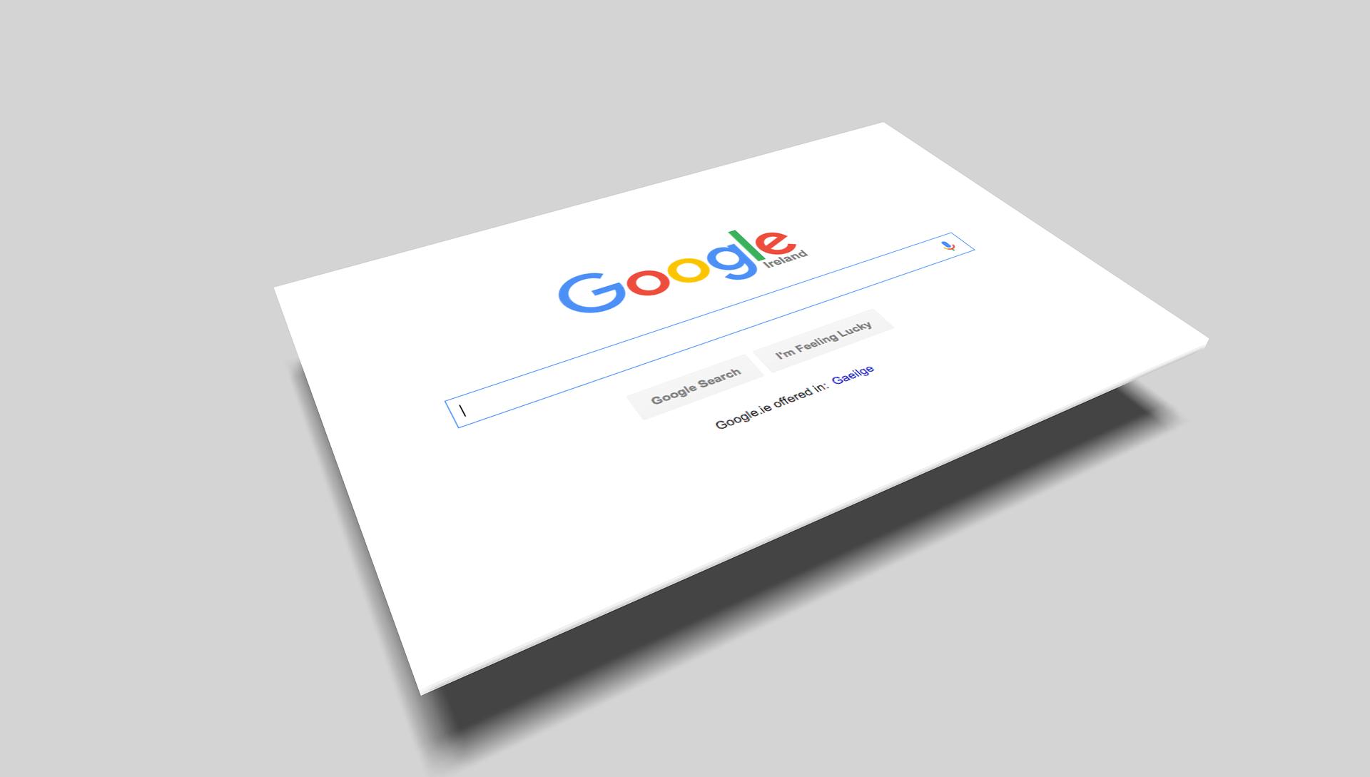 Googleアップデート2020