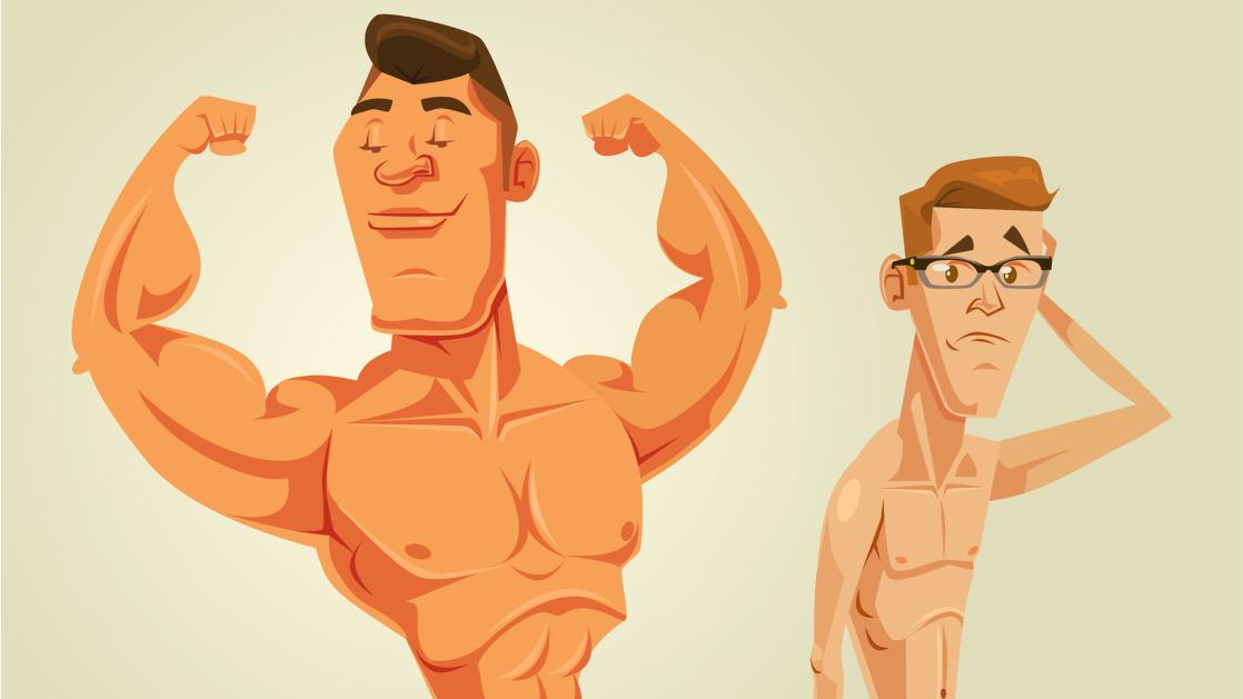 筋肥大のメカニズムを分析・解説。効率的な筋肥大メニューもご紹介します。